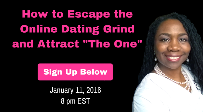 How to Escape the Online Dating Grind and Attract -The One-